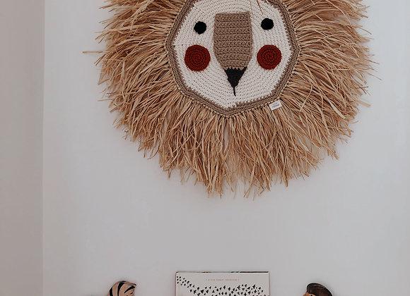 Mr. Lion - Baby Crochet