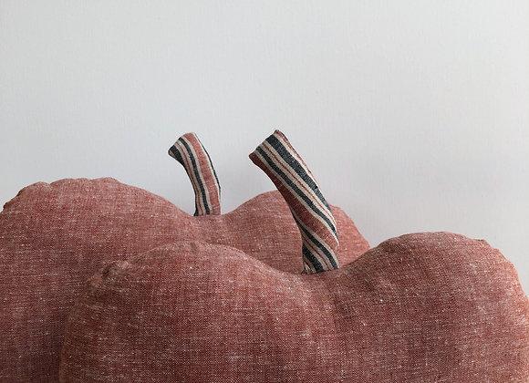 Apple Linen Pillow