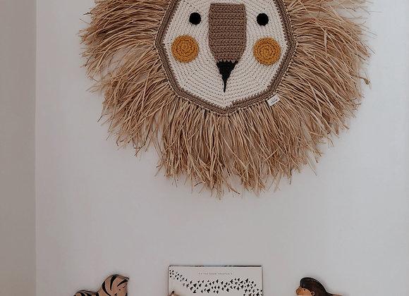 Mr. Lion - Toddler Crochet