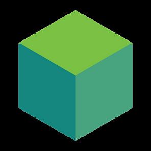 Cubo Impacta Verde.png