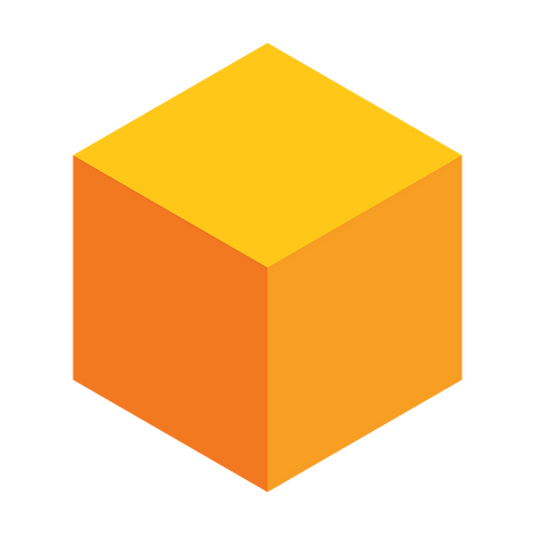 Cubo Impacta Amarelo.png
