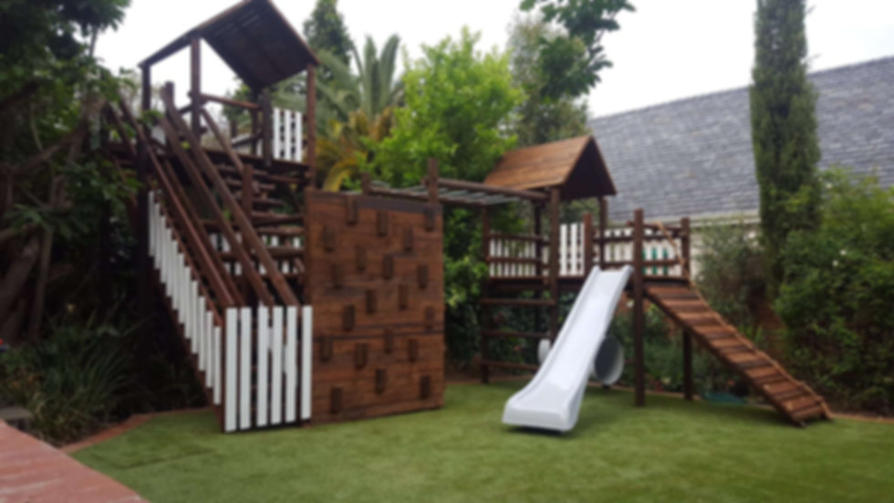 PlayScape Jungle Gyms