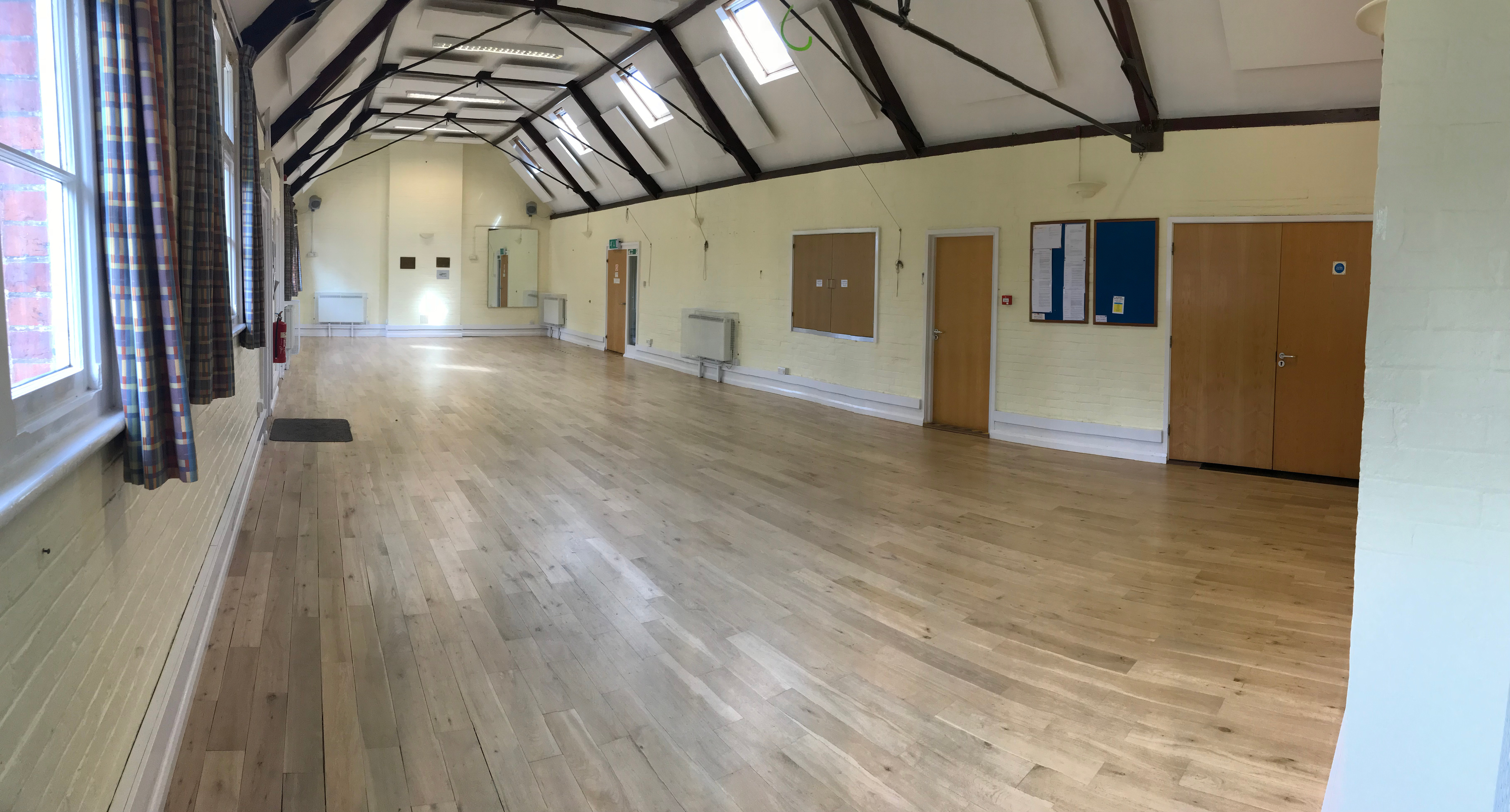 Main Hall Hire Only
