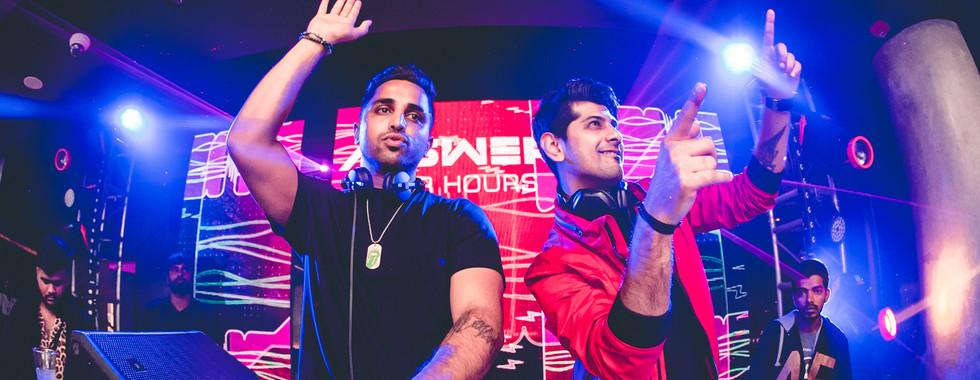 Bacardi House Party, Bangalore
