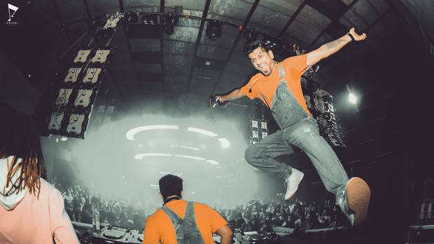 ANSWER w/ Diplo at Prism Hyderabad