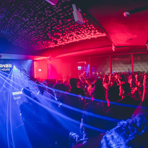 Answer // Bacardi House Party