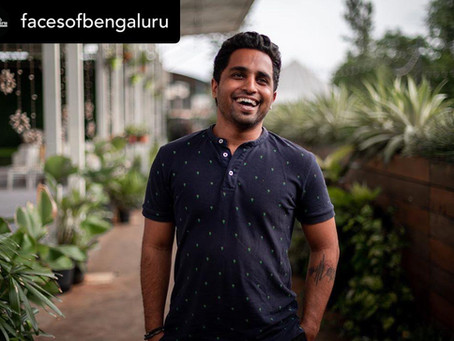 Faces of Bengaluru features ANSWER music
