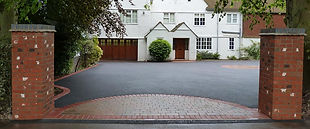 TARMAC ASPHALT DRIVEWAYS WORTHING WEST SUSSEX ACG BUILDERS