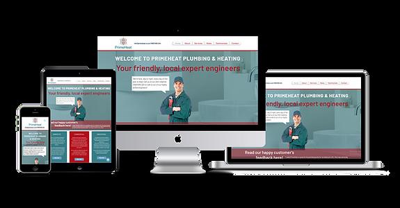 Worthing Responsive Website Design