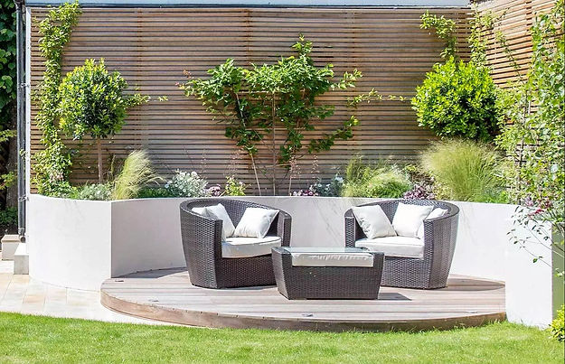 HOME LANDSCAPING CONTRACTOR WORTHING ACG BUILDERS