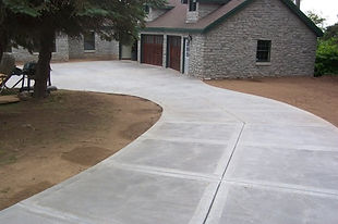 CONCRETE DRIVEWAYS IN WORTHING WEST SUSSEX BY ACG BUILDERS