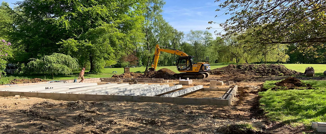 GROUNDWORKS WORTHING WEST SUSSEX