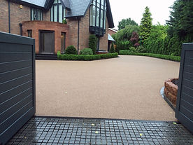WORTHING DRIVEWAY RESIN BOUND ACG BUILDERS WEST SUSSEX