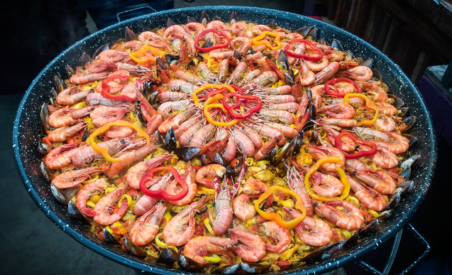 1---2Paella Don Gabriel no Rincon - Set-2018