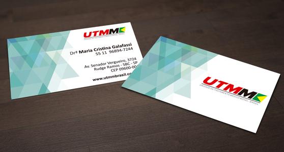 Cartão de Visita UTMM