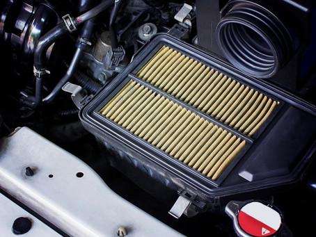 Seu carro respirando bem!
