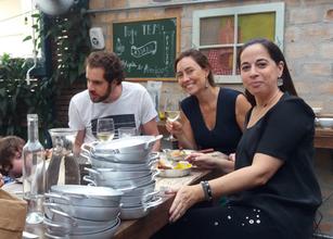 Paella Don Gabriel no Rincon - Set-2018