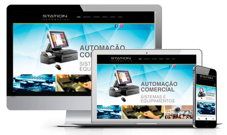 Site Responsivo-Station Info.