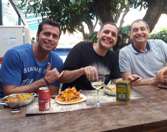 Paella Don Gabriel no Rincon - Set-2018