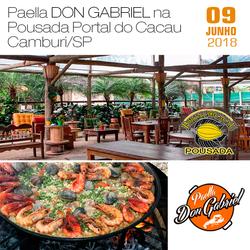 Paella Don Gabriel-Pousada Camburi