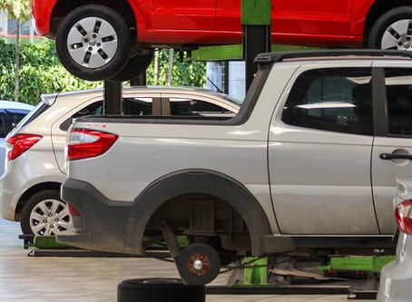 Cuidando dos freios de seu carro