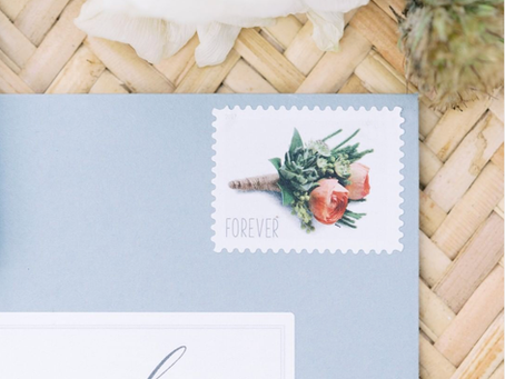 Postage: How to Elevate your Wedding Invitation
