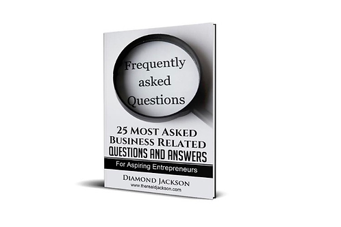 25 MOST ASKED BUSINESS RELATED QUESTIONS AND ANSWERS