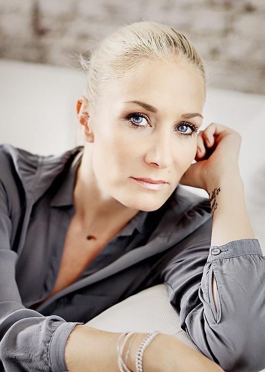 Shooting mit Janine Kunze für ihren Buchtitel