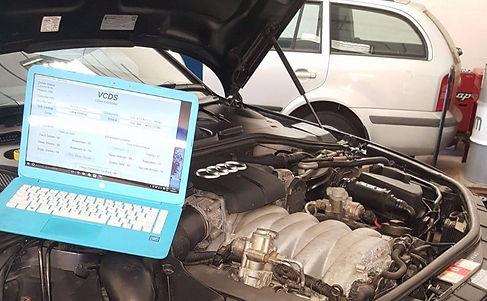 VW Audi Diagnostics