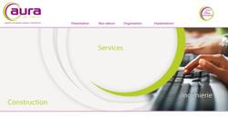 Site Web - services