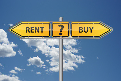 IF YOU ARE RENTING & THINK YOU CAN'T AFFORD TO BUY...  ……Think Again