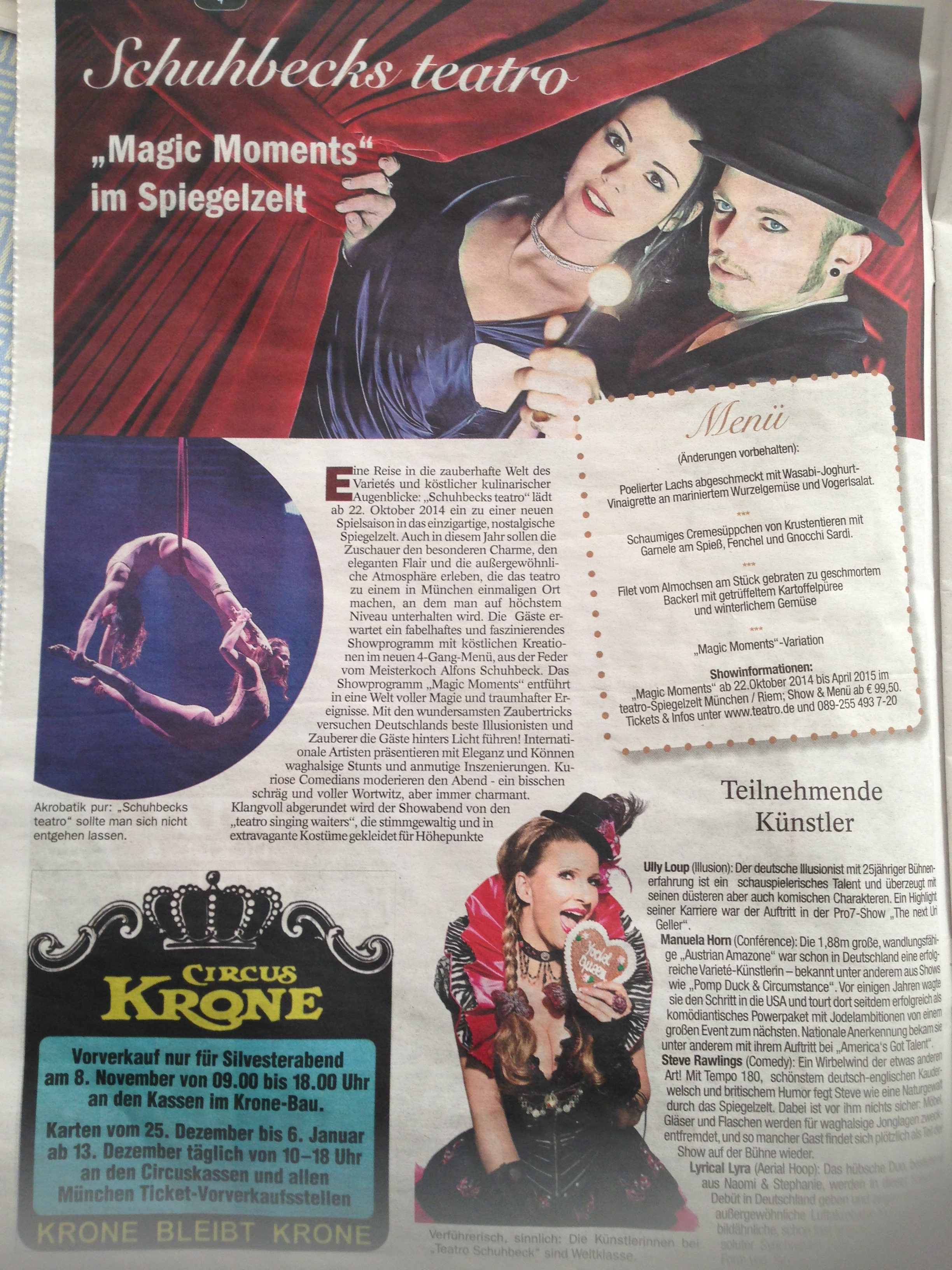 German News Paper