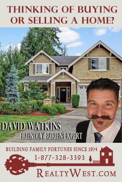 David Watkins ad