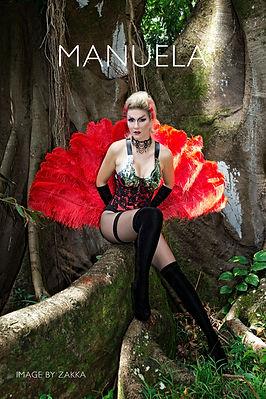 Manuela Horn in Hawaii