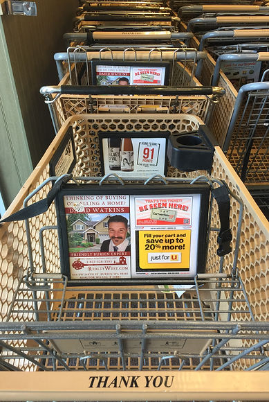 David Watkins ad at safeway