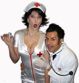 Manuela Horn and Elvez