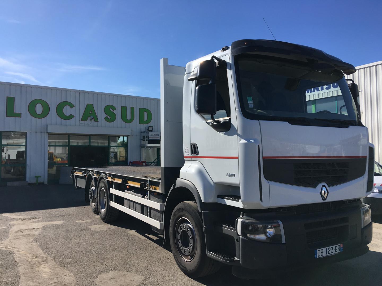 Camion locasud