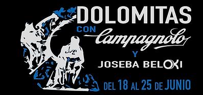 Viaje cicloturista a Dolomitas: Campagnolo y Joseba Beloki. 18 al 25 Junio del 2017