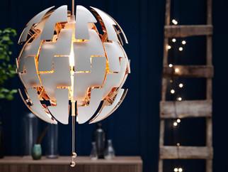 Светильник ИКЕА с доставкой за 20%
