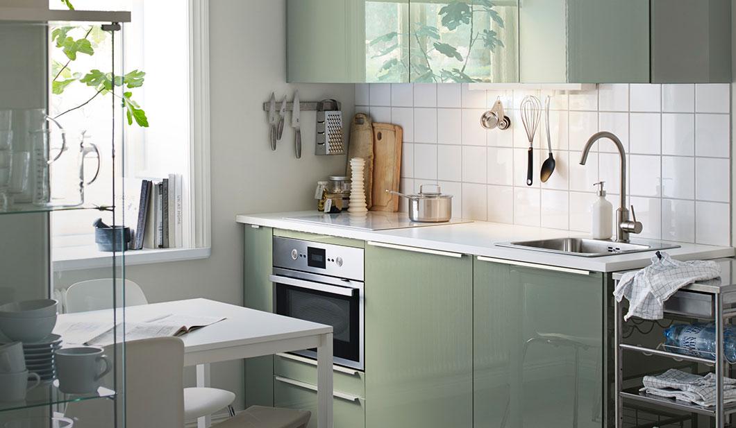 кухни икеа владивосток