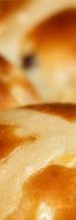 Traditional Fruity Hot Cross Buns