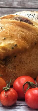 Tomato and Feta Loaf