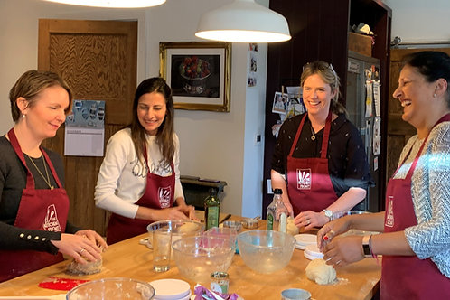 Bread Craft Workshop Tuesday 7th December 2021