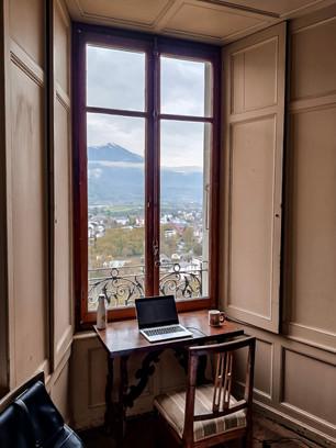 Bureau en chambre