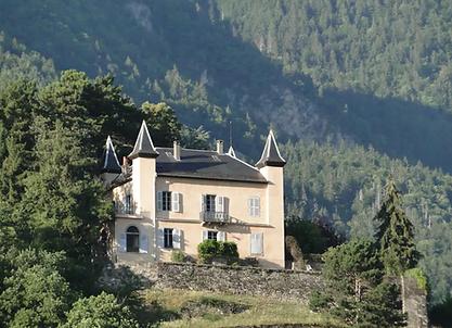 château familial à bonneville