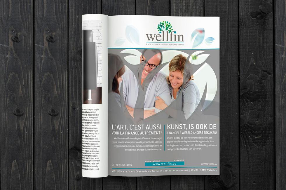 WELLFIN - Chez Carré Associates