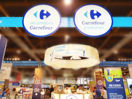STAND CARREFOUR - Chez Carré Associates