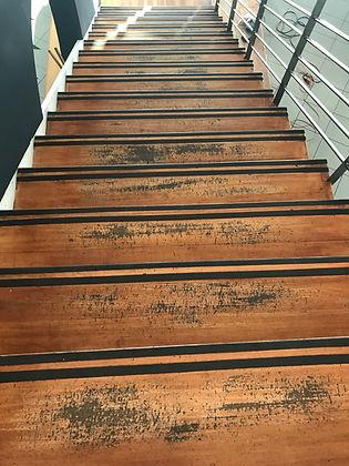 vitrificado piso madera