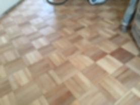 pulido y vitrificado de piso