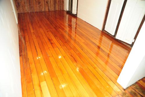 Restauración de piso
